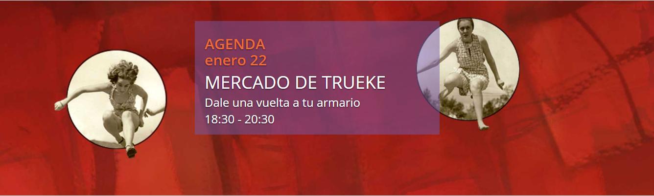 Mercado de trueke en la emakumeen etxea donostia for Cerrajeros donostia 24 horas