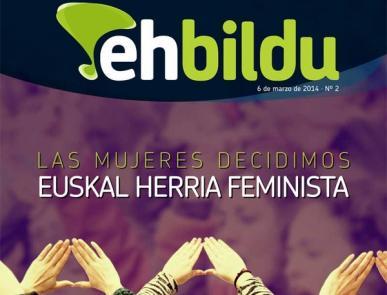 Resultado de imagen de euskal herria feminista